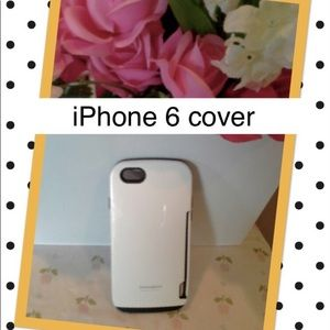 Innovation white & black iPhone 6 cell phone cover